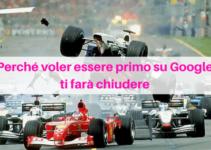Corrado Fontana- Perché voler essere primo su Google ti farà chiudere